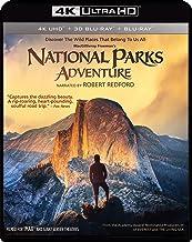 National Parks Adventure - 4K Ultra HD + Blu-ray 3D + Blu-ray
