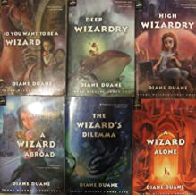 Young Wizards Series Set 1-6 by Diane Duane