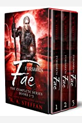 Forsaken Fae: The Complete Series, Books 1-3 (Last Vampire World Book 3) Kindle Edition