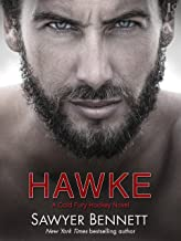 Hawke: A Cold Fury Hockey Novel (Carolina Cold Fury Hockey Book 5)