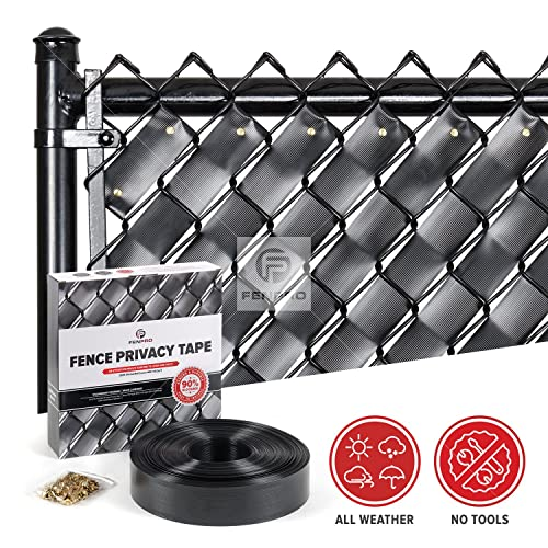 Black Chain Link Fence Amazon Com