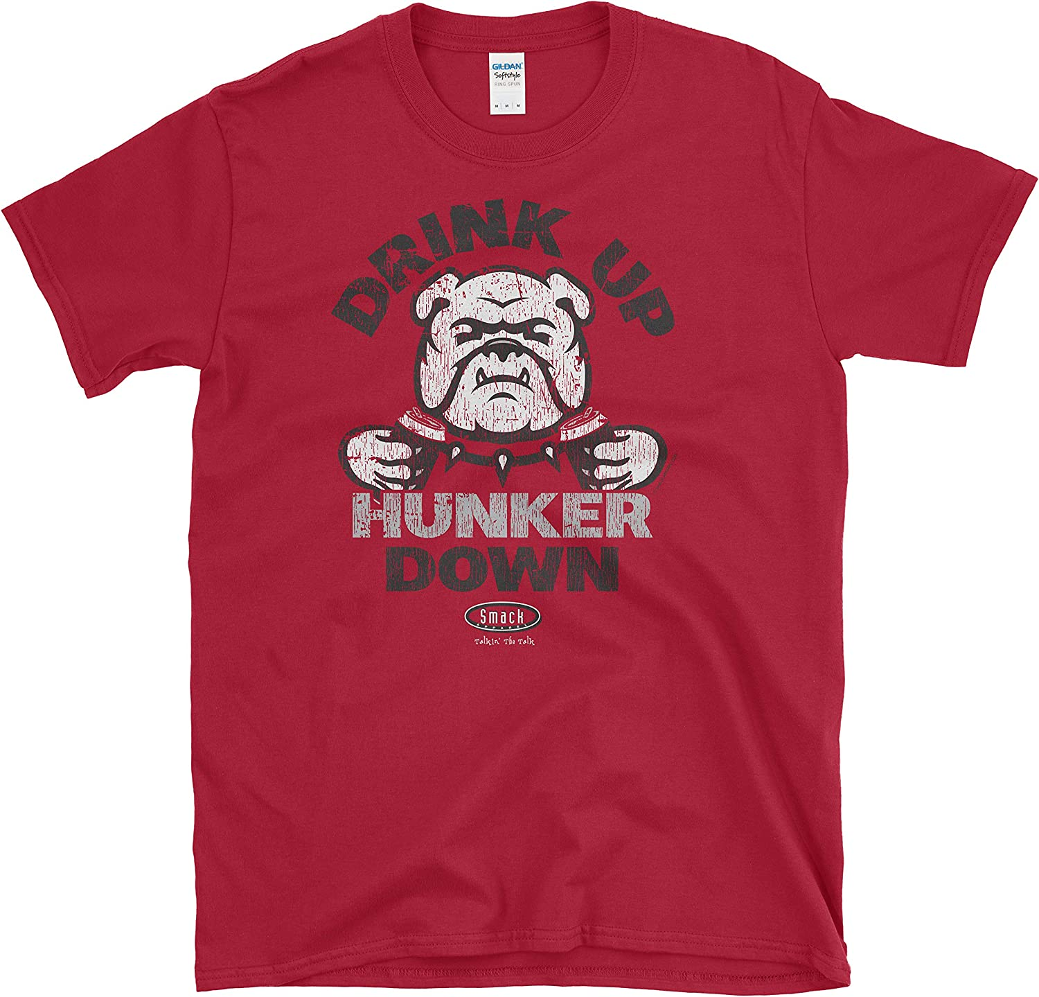 Popular products Smack Apparel Georgia Football Fans. Drink Up Red Easy-to-use Hunker Down. S