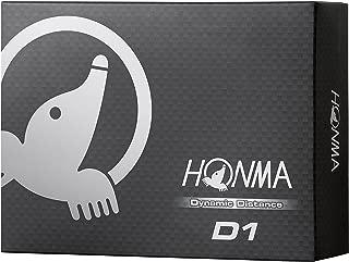 Honma D1 Dynamic Distance Golf Balls 1 Dozen (White)