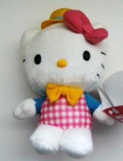 "Hello Kitty 6"" Mini Plush - Funny Clown"