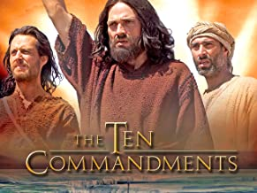 Is The Movie The Ten Commandments On Tv