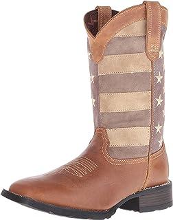 حذاء رجالي غربي DDB0087 من Durango