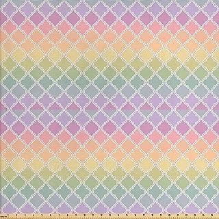 pastel purple fabric