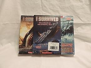 I Survived Book Set #1-#12 Paperback Pack