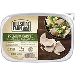 Hillshire Farm Lunch Meat, Carved Oven Roasted Turkey, 16 Ounce