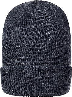 Genuine Wool Ski Watch Cap, Made in USA, 3 Pack - 100% Wool