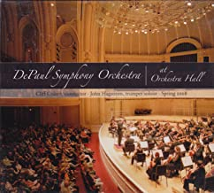 depaul symphony orchestra