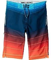Billabong Kids - Fluid X Boardshorts (Big Kids)