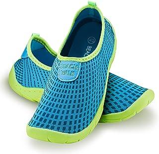 Aqua shoes | Ladies | Men | Profiled sole | Neoprene | UV-resistant | Drawstrings