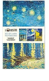 Mini Notebook Collection: Vincent van Gogh (Set of 3)
