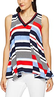 Tommy Hilfiger Women's Kaylee Sleeveless Top