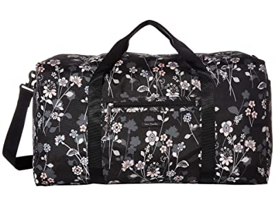 Vera Bradley Lighten Up Large Travel Duffel (Holland Bouquet) Duffel Bags