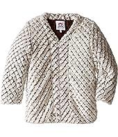 Appaman Kids - Faux Fur Long Coat (Toddler/Little Kids/Big Kids)