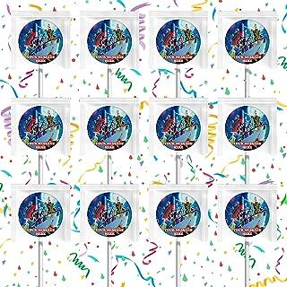 Hotel Transylvania Party Favors Supplies Decorations Lollipops 12 Pcs