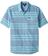 Volcom Kids - Meyers Short Sleeve Shirt (Big Kids)