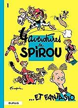Spirou et Fantasio - Tome 1 - 4 AVENTURES DE SPIROU ET FANTASIO