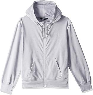 هودي اسينشال بسحاب كامل للنساء من ذا نورث فيس Grey (Tnf Light Grey Heather DYX) (Manufacturer Size:X- Large)