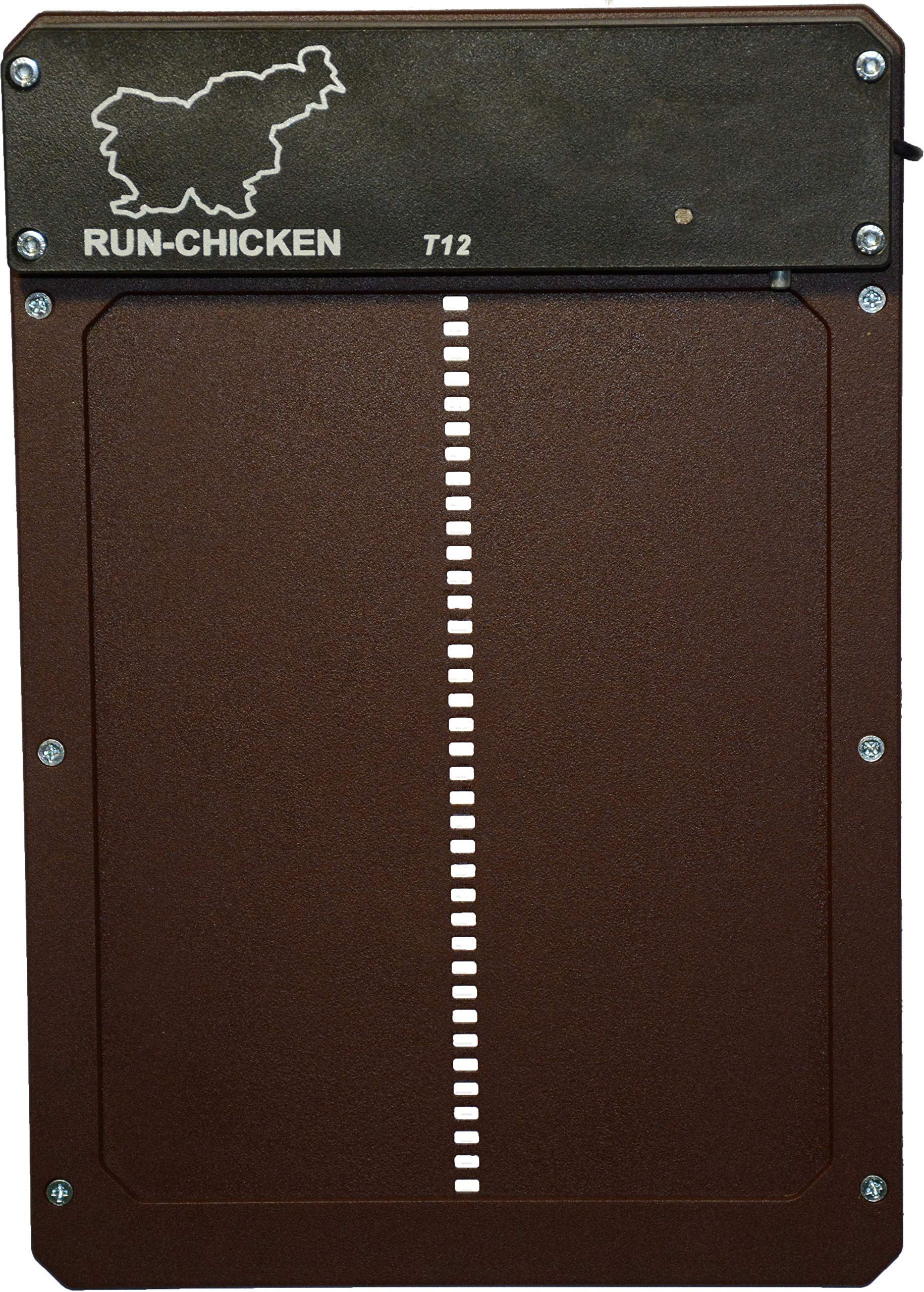 Run Chicken Automatic Chicken Aluminum Sensing