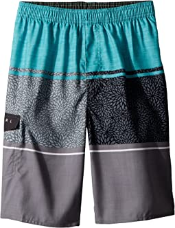First Point Volley Boardshorts (Big Kids)