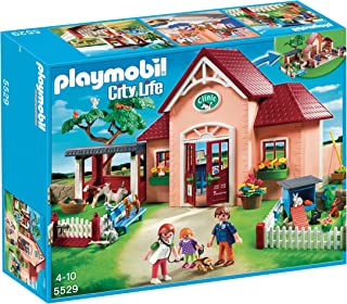 PLAYMOBIL® Vet Clinic Play Set
