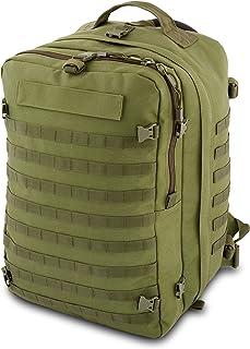 Elite Bags QVM-00065/05 - Paramed'S Mochila Táctico-Sanitaria De Rescate, Color Verde Od