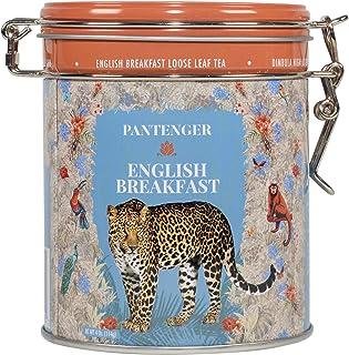 Pantenger English Breakfast Loose Leaf Tea. 4 Ounce (55 Servings). Black Tea Loose Leaf. Breakfast tea.