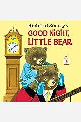 Good Night, Little Bear (Little Golden Book) Kindle Edition