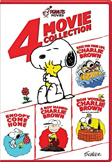 Peanuts: 4-Movie Collection