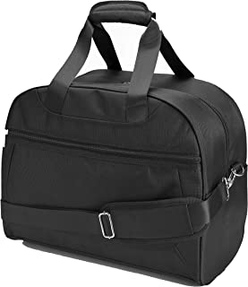Personal Item Carry-On bag for Airlines Underseat Boarding Luggage Shoulder Nylon Duffel Bag