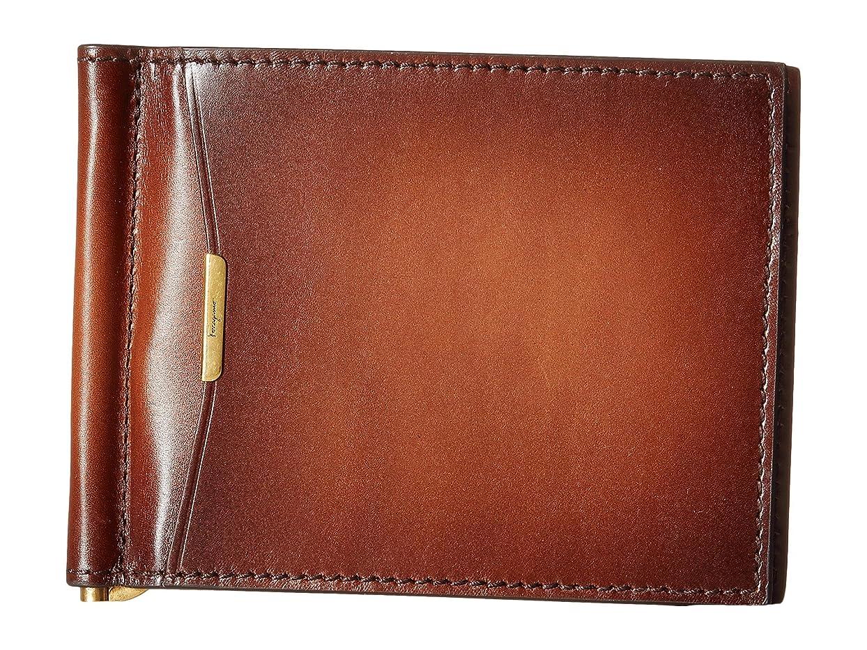シネウィフライト豚[サルヴァトーレフェラガモ] Salvatore Ferragamo メンズ Slim Money Clip - 660341 ウォレット [並行輸入品]