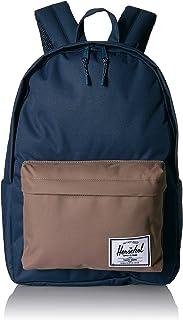 Herschel Classic Backpack, Navy/Pine Bark, XL 30.0L