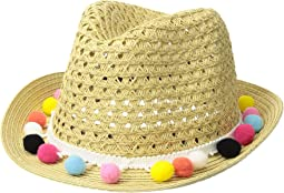 Appaman Kids Fiesta Fedora (Infant/Toddler/Little Kids/Big Kids)