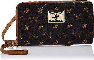 BHPC Womens Wristlet Bag, BROWN - WBT45VABN