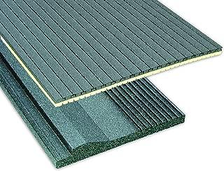 Schellenberg 66252 Pack de 2 aislamientos para cajón de persiana (100 x 50 cm, grosor del material 13 mm),