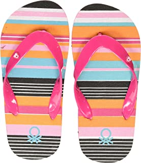 United Colors of Benetton Unisex Flip-Flops