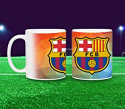 Vista FC Barcelona Football Club Printed Mug- 11oz Ceramic Coffee Mug