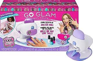 Cool Maker، GO Glam Nail Stamper Deluxe Salon برای مانیکور و پدیکور با 8 الگو و ناخن خشک کن ، اختصاصی آمازون