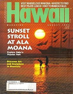 Hawaii Magazine, August 1994 (Vol 11, No 4)