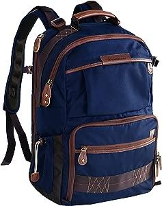 Vanguard Large Havana Casual Camera Backpack Blue...