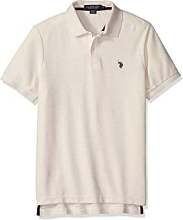 U.S. Polo Assn. Mens 11-8799-29 Ultimate Pique Polo Short Sleeve Polo Shirt