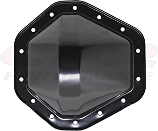 1973-07 Compatible/Replacement for CHEVY/GMC TRUCK BLACK STEEL REAR DIFFERENTIAL COVER - 14 BOLT W/ 10.5