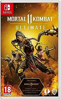 Mortal Kombat 11 Ultimate (Nintendo Switch - Code in Box)