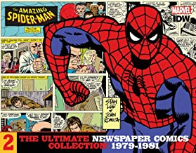 The Amazing Spider-Man: The Ultimate Newspaper Comics Collection Volume 2 (1979-1981) (Spider-Man Newspaper Comics)