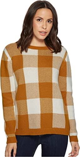 Pendleton - Block Plaid Pullover