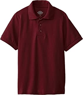 Best burgundy uniform polo shirt Reviews