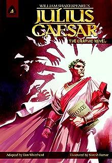 Julius Caesar: The Graphic Novel (Campfire Graphic Novels)